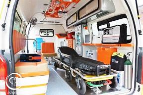 تیپ آمبولانس B