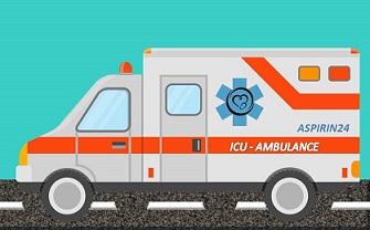 با آمبولانس ICU و CCU بیشتر آشنا شوید