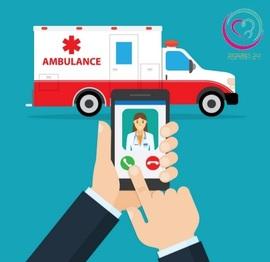 هر آنچه باید درباره انواع آمبولانس خصوصی بدانید!