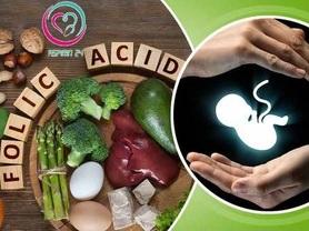 اسید فولیک چیست و چه خواصی دارد؟