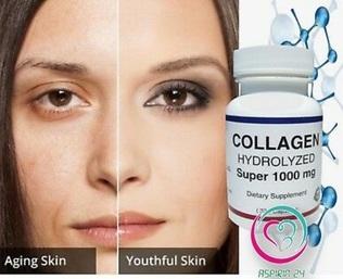مکمل های موثر بر سلامت پوست و مو - با مکمل کلاژن آشنا شوید!